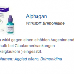Alphagan 5 ml (Brimonidine)