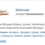 Betnovate 20 gm (Betamethasone)