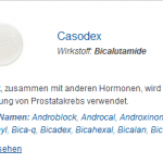 Casodex 50 mg (Bicalutamide)