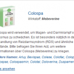Colospa 135 mg (Mebeverine)