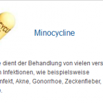 Minocycline 50 mg (Minocycline)