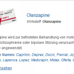 Olanzapine 5 mg (Olanzapine)