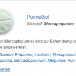 Purinethol 50 mg (Mercaptopurine)