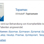Topamax 200 mg (Topiramate)