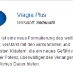 Viagra Plus 400 mg (Sildenafil)